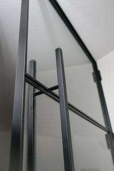 Steel Frame Doors, Steel Doors And Windows, Glass Design, Door Design, House Extension Design, Small Space Interior Design, Aluminium Doors, Iron Doors, Steel Wall