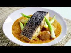 Fish Curry Stew by chef Jeremy Leech