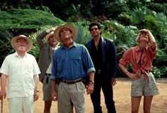 """Quiz: Which """"Jurassic Park"""" Character Are You?"""