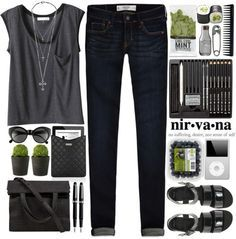 Designer Clothes, Shoes & Bags for Women Rebecca Taylor, Elizabeth And James, Fashion Outfits, Womens Fashion, Minimalist Fashion, Marc Jacobs, What To Wear, Style Inspiration, Polyvore