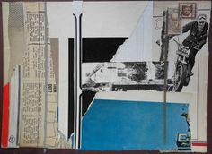"""Saatchi Online Artist vertelli vertelli; Assemblage / Collage, """"Ono"""" #art"""