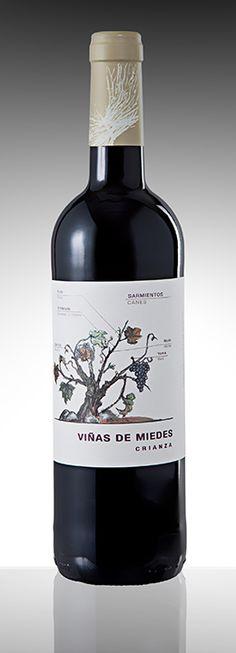 Viñas de Miedes Crianza | Bodegas San Alejandro