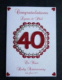 A5-Personalised-Handmade-Ruby-40th-Wedding-Anniversary-Card