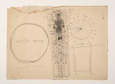 Ibrahim El Salahi, 'Untitled,' 1964, Vigo Gallery