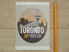 Rimowa Original Toronto Sticker   eBay