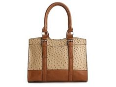 Kelly & Katie Mixed Meader Satchel