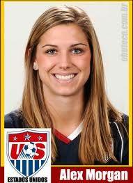 jogadoras de futebol feminino mais bonitas - Pesquisa Google