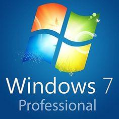 Windows 7 Pro  #Software