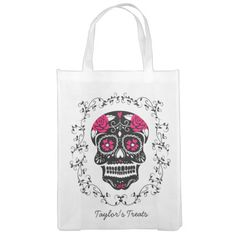 For those of us who choose treat... #DayOfTheDead #SugarSkull #halloween #TrickOrTreat