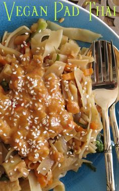 Meatless Monday with #Vegan Pad Thai http://www.miratelinc.com/blog/meatless-monday-with-vegan-pad-thai/
