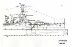 pin by anton ekman on historic ship blueprints uss texas. Black Bedroom Furniture Sets. Home Design Ideas