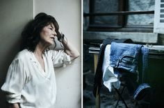 Jane Birkin. What to
