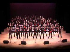 """▶ Adrenaline Show Choir """"Joyful, Joyful"""" 2010 - YouTube"""