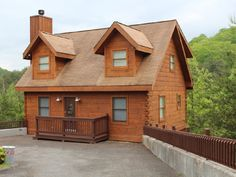 Cabin vacation rental in Pigeon Forge from VRBO.com! # 326625