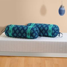 Stencil Marine Bolster Cover- Mix and match of tradition with contemporary style. Blue Cushion Covers, Bolster Covers, Snuggles, Contemporary Style, Cuddling, Sunglasses Case, Cushions, Power Naps, Prints