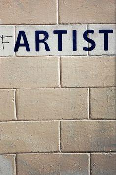 FARTIST #graffiti