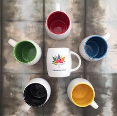 Canada 150 Mugs  #Canada150 #Canada