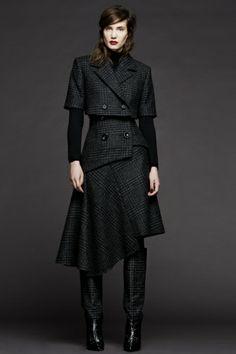 Sfilata Pedro Del Hierro Madrid New York - Collezioni Autunno Inverno 2014-15 - Vogue