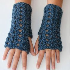 CROCHET GLOVES---omg!!!! i have to make these! :)