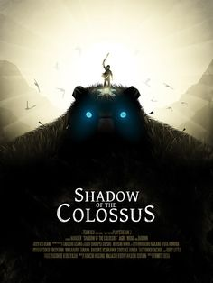 Shadow of the Colossus by Ian Wilding