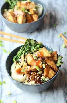 Teriyaki tofu -- Low FODMAP Recipe and Gluten Free Recipe #lowfodmaprecipe #glutenfreerecipe #lowfodmap #glutenfree http://www.ibs-health.com/low_fodmap_teriyaki_tofu.html