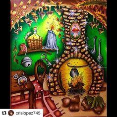 Lindo de viver!!!! By @crislopez745  #Repost @crislopez745 with @repostapp ・・・ Finalizado... Carovné Lahodnosti by Klára Marková ❤ #lapisdecor #livrodecolorir #livrosdecolorir #klaramarkova #carovnelahodnosti #prismacolor #prismacolorpremier #prismacolorpencils #coloringbook #coloring #divadasartes #kumbrasil #staedtlermars #staedtler #fabercastell #fabercastellbrasil #casadaloise #coloring_secrets #masterpiece #colors #art #arte #arteterapia #hobby