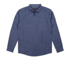#Brixton Central #Woven - Heather Navy