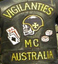 Vigilanties MC - Respect Biker Clubs, Motorcycle Clubs, Bike Gang, Biker Accessories, Harley Gear, Biker Patches, Biker Leather, Nose Art, Bike Life