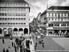 HausderSchweiz, Unter den Linden, 10117 Berlin - Mitte (1935)