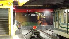 """Aversa subway:""""and it wont finish here..."""""""