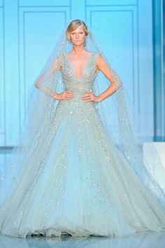 extravagant- just like a wedding gown should be