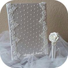 Düğün Anı Defteri ( İnstagram : ideas_of_home)