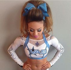 lexey salvador's hair is perf Weave Hairstyles, Girl Hairstyles, Cheer Hairstyles, Cheer Hair Poof, Hair Bun Maker, Black Hairstyles With Weave, French Twist Hair, Black Weave, Cheer Pictures