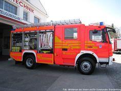 Fahrzeugförderung Feuerwehr Brandenburg
