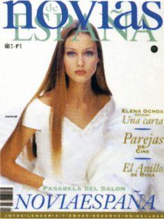 """Número 5 de la revista """"Novias de España"""". www.webnovias.com"""