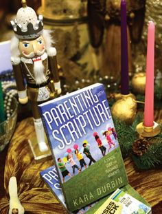 Bookstore: Featured items (Jan-Feb) Parenting with Scripture: A Topical Guide for Teachable Moments by Author Kara Durbin {$14.99} (shipping costs apply) | Incarnation Bookstore: 214.522.2815