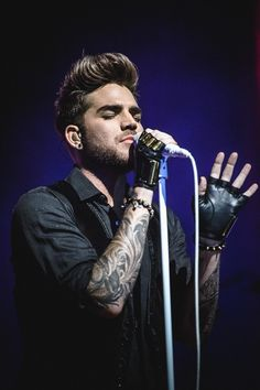 How beautiful is he?