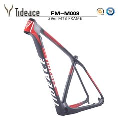 (294.84$)  Watch here - http://aijx4.worlditems.win/all/product.php?id=32622698874 - 2017 bicycle 29er carbon frame Chinese MTB carbon frame 29er 27.5er carbon mountain bike frame 650B disc carbon mtb frame 29