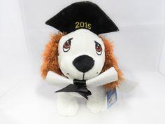 Plush Graduation Dog - Precious Moments