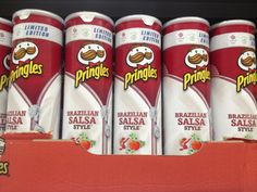 Team GB sponsor Pringles with a Brazilian flavour. Spotted in Asda Brazilian Style, Team Gb, Asda, Pos, Olympics