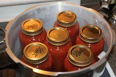 garden fresh pasta sauce recipe