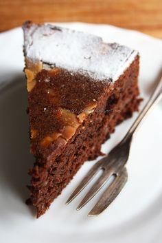 La ricetta della felicità: Torta Caprese: Montersino vs De Riso... e un pizzi...