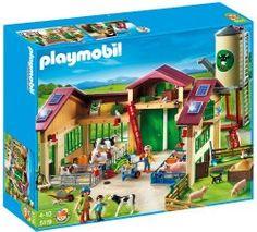 playmobil barn
