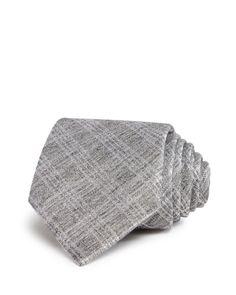 John Varvatos Star Usa Melange Broken Window Check Classic Tie