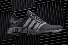 adidas NMD Color Boost Re Release Core Black Solar Red