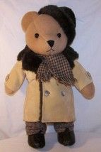 Collectible Love Land Vintage Teddy Bear