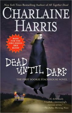 The Southern Vampire Sookie Stackhouse Series is phenomenal...and the True Blood HBO series just as captivating...I appreciate both genres in their own likeness-which is a first!