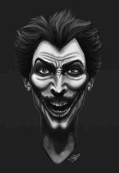 The Joker by NicolaHynes on DeviantArt