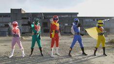Kaizoku Sentai Gokaiger | Transformación en el primer Super Sentai ...