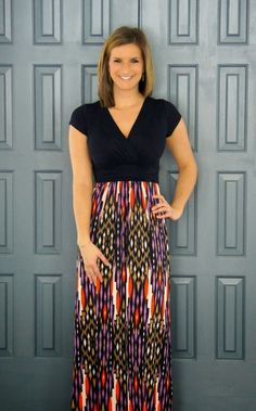 Love love love this maxi dress!!